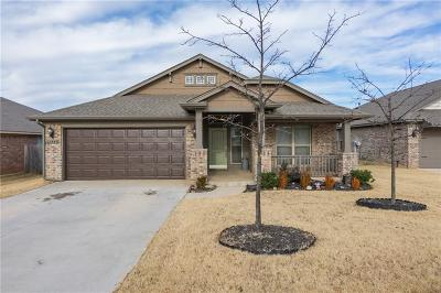 Choctaw Single Family Home For Sale: 12489 Native Hill Drive