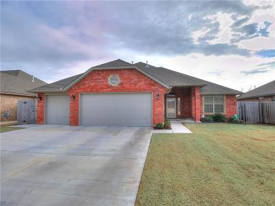 Moore OK Single Family Home For Sale: $197,900