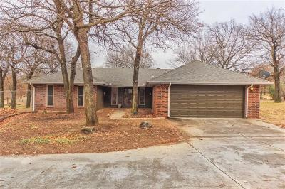 Choctaw Single Family Home For Sale: 17401 Kenneth Lane