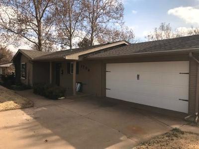 Elk City Single Family Home For Sale: 1704 W D Avenue