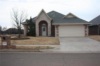 Oklahoma City Single Family Home For Sale: 16921 Picasso Drive