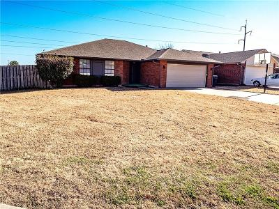 Oklahoma City Single Family Home For Sale: 8236 Wilshire Ridge Drive