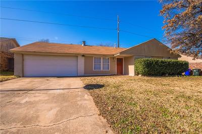 Norman Single Family Home For Sale: 2124 W Oakside Drive