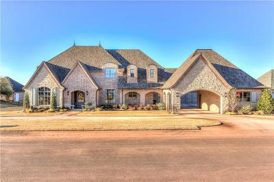 Edmond Single Family Home For Sale: 2639 Loblolly Lane