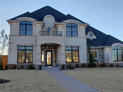 Edmond Single Family Home For Sale: 16801 Little Leaf Lane