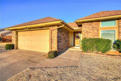Oklahoma City Single Family Home For Sale: 11900 Cedar Valley