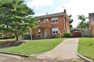 Shawnee Single Family Home For Sale: 1009 Jefferson Place