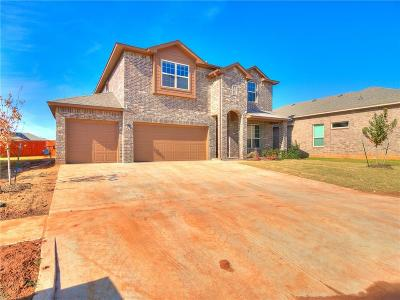 Yukon Single Family Home For Sale: 2509 Austin Glen Court