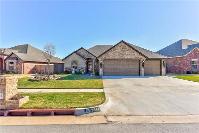 Yukon Single Family Home For Sale: 2244 Chase Way