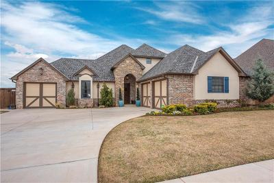 Edmond Single Family Home For Sale: 3217 NW 177th