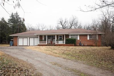 Lincoln County Single Family Home For Sale: 500 N Blaine
