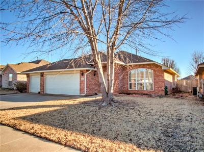 Norman Single Family Home For Sale: 1116 Sparrow Hawk Drive