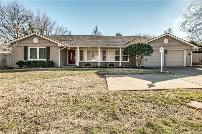 Oklahoma City Single Family Home For Sale: 1024 Kenilworth Road