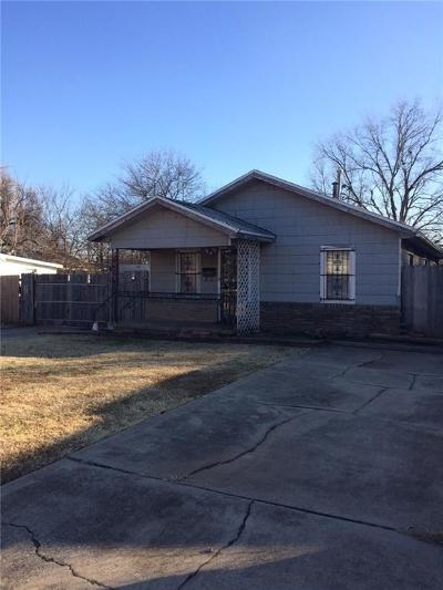 Oklahoma City Single Family Home For Sale: 2236 SW 40th Street