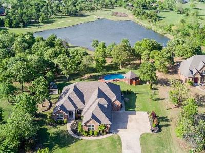 Choctaw Single Family Home For Sale: 588 Misty Morning Drive