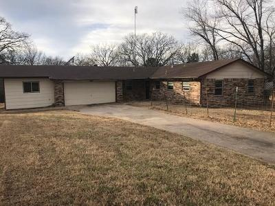 Norman Single Family Home For Sale: 1610 Navajo Road