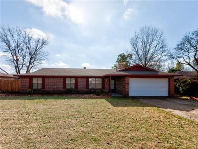 Norman Single Family Home For Sale: 2124 Natchez Drive