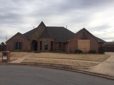 Edmond Single Family Home For Sale: 1204 NW 187th Circle