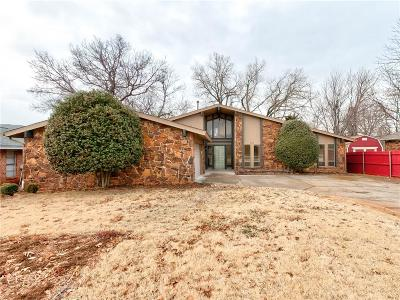Oklahoma City Single Family Home For Sale: 8029 Willow Creek Boulevard