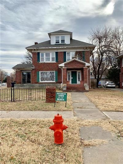 Oklahoma City Single Family Home For Sale: 1800 NW 19th
