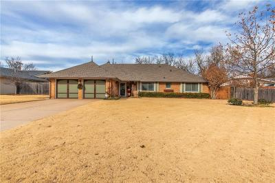 Oklahoma City Single Family Home For Sale: 3105 NW 61st Terrace