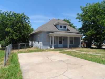 Oklahoma City Single Family Home For Sale: 3901 N Flynn