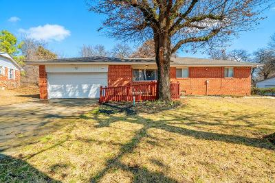 Midwest City Single Family Home For Sale: 10621 Tumilty Terrace