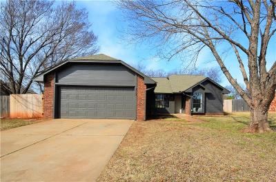 Edmond Single Family Home For Sale: 713 Gray Fox Run