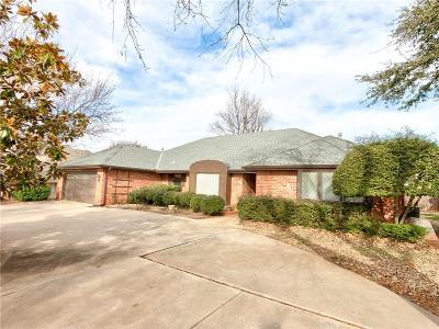 Oklahoma City Single Family Home For Sale: 4413 Saint George Drive