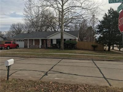 Norman Single Family Home For Sale: 1520 Glencliff Drive