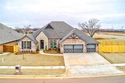 Lincoln County, Oklahoma County Single Family Home For Sale: 2016 NW 199th Street