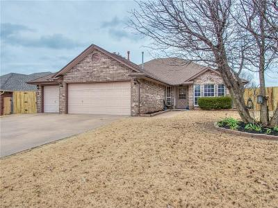 Midwest City Single Family Home For Sale: 1908 Goldenrod Ln Lane