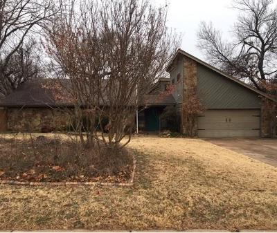 Edmond Single Family Home For Sale: 601 Timber Ridge