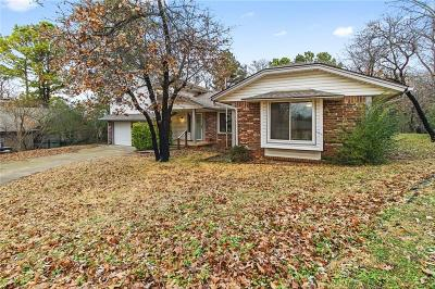 Midwest City OK Single Family Home For Sale: $199,900