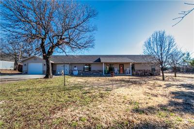 Lincoln County Single Family Home For Sale: 870726 S 3503 Road