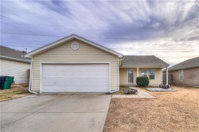 Oklahoma City OK Single Family Home For Sale: $129,900