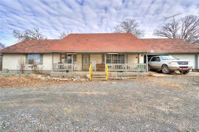 Stratford OK Single Family Home For Sale: $119,000
