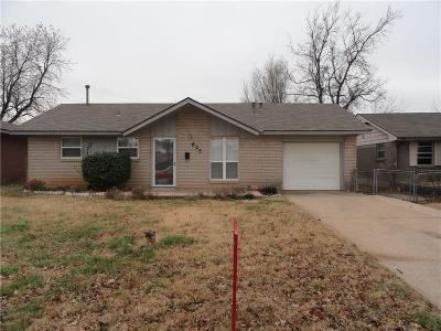 Moore Rental For Rent: 625 N Gale