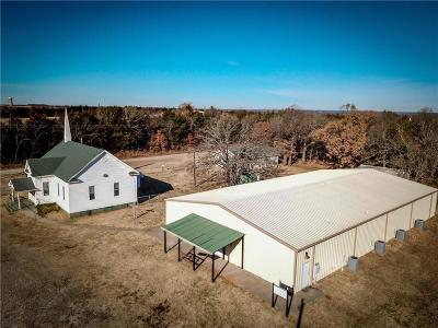 Lincoln County Commercial For Sale: 343016 E 980 Road