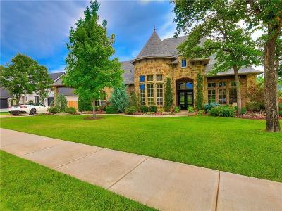 Edmond Single Family Home For Sale: 5000 Shades Bridge