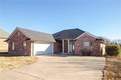 Choctaw Single Family Home For Sale: 2100 Kenneth Lane