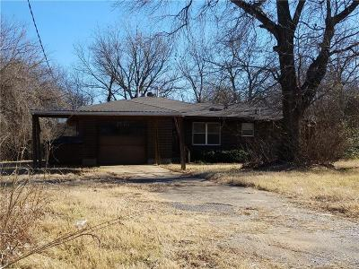 Harrah Single Family Home For Sale: 2710 N Peebly Road