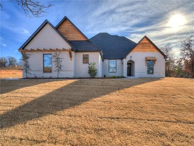 Choctaw Single Family Home For Sale: 17004 Reedser Way