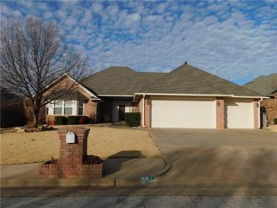 Edmond Single Family Home For Sale: 2513 NW 158th Street