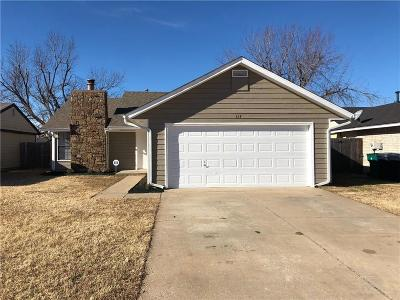 Yukon Single Family Home For Sale: 117 Marrgate