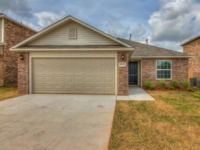 Yukon Single Family Home For Sale: 9804 Glover River Drive