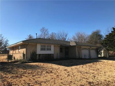 Midwest City Single Family Home For Sale: 6216 SE 10th Street
