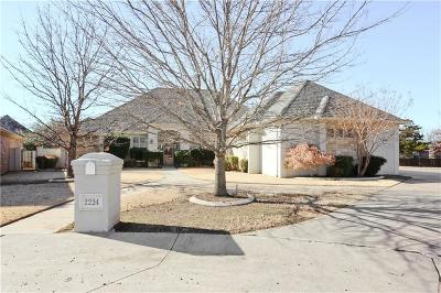 Oklahoma City Single Family Home For Sale: 2224 Pinnacle Pt