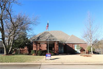 Oklahoma City Single Family Home For Sale: 3056 Brush Creek Road