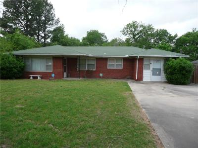 Single Family Home For Sale: 405 Grimes
